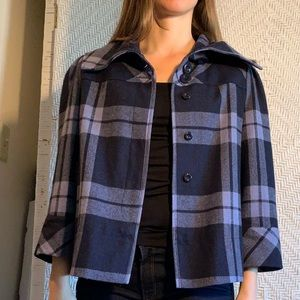 Jackets & Blazers - Adorable Plaid Jacket 💙